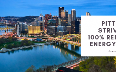 Pittsburgh: Striving for 100% Renewable Energy by 2035