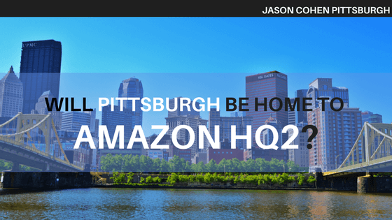 Will Pittsburgh be Home for Amazon HQ2?